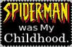 My Spider-Man Stamp by conkeronine