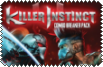 Killer Instinct (Combo Breaker Pack) Stamp by conkeronine