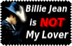 Michael Jackson Billie jean stamp by conkeronine