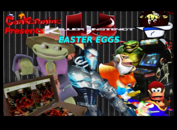 KI Easter Eggs video thumbnail by conkeronine