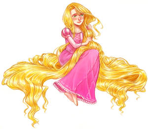 Rapunzel again