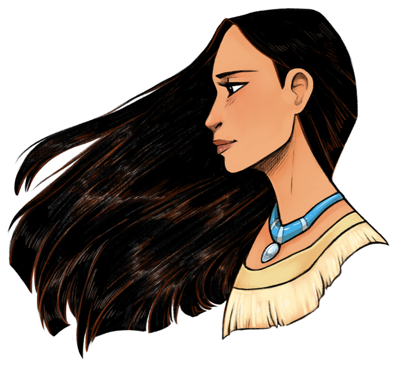 Pocahontas By Courtneygodbey On DeviantArt