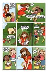 Mary Marvel pg 5 by courtneygodbey