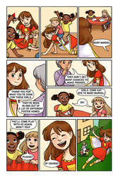 Mary Marvel pg 7 by courtneygodbey