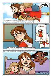 Mary Marvel pg 8 by courtneygodbey
