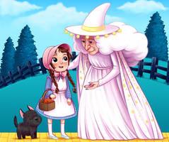 Wizard of OZ by courtneygodbey