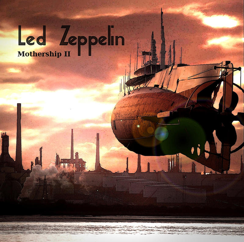 Led Zeppelin by NicolasM
