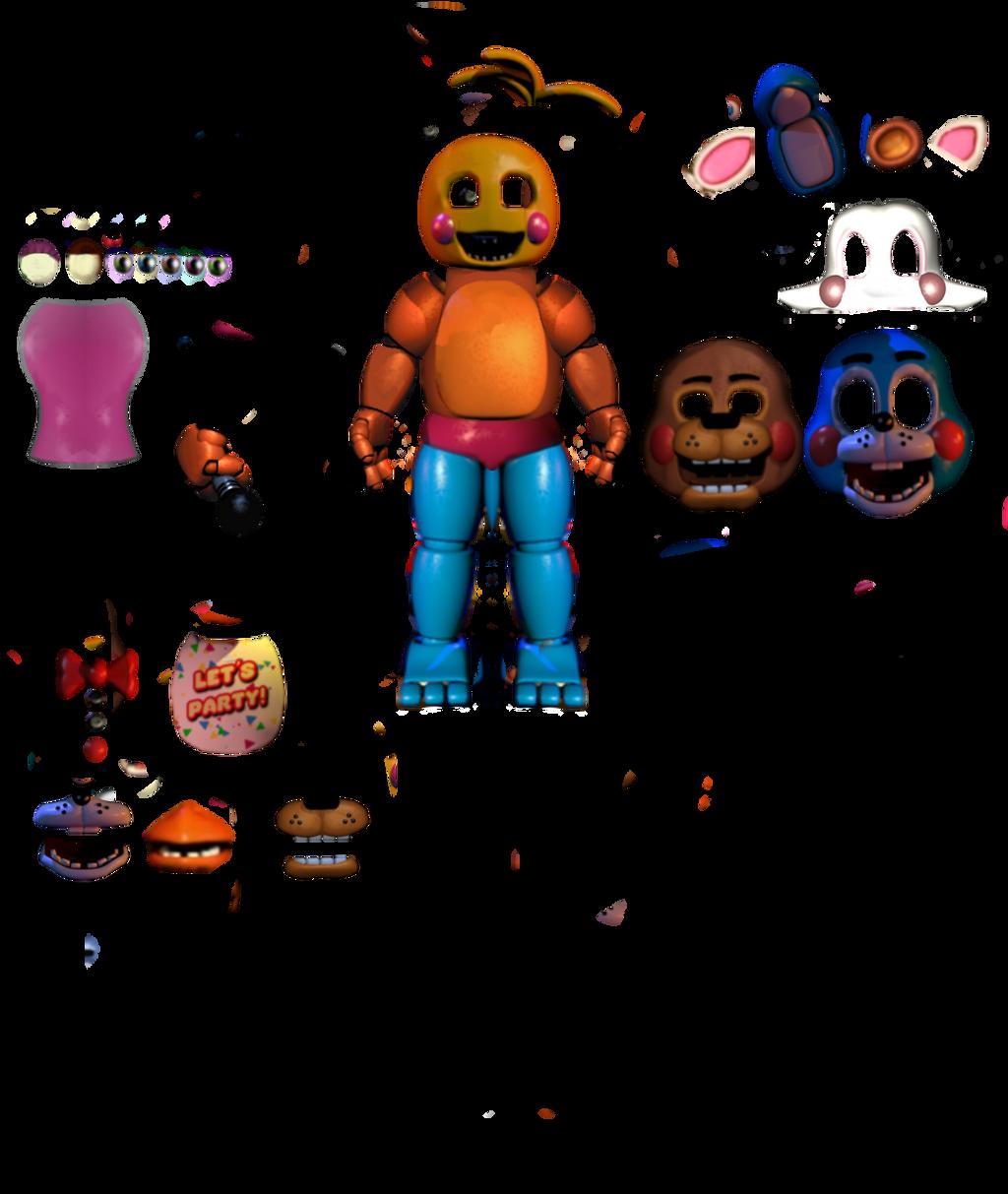 Fnaf Character Customizer