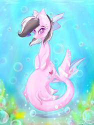 ''Under the sea'' Ashee YCH by tractareSolidum