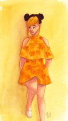 Yellow by Chitsuu