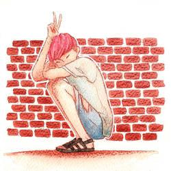 Bricks by Chitsuu