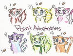 Point Adoptables - Set One