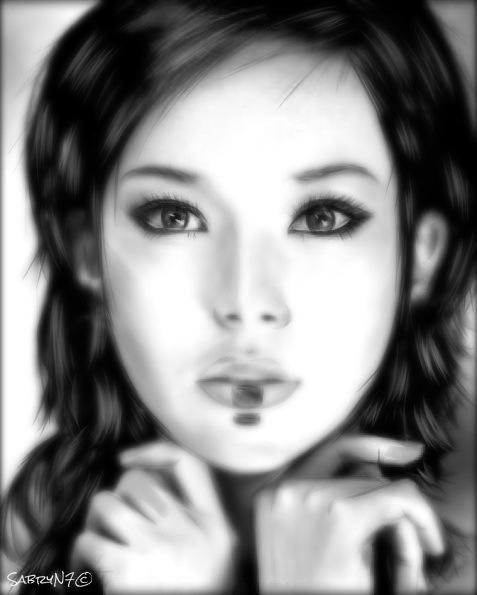 My Kasumi by SabryN7