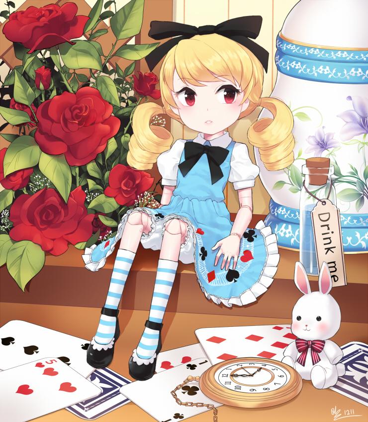 Alice Doll by Minari23