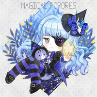 magical popores by Minari23