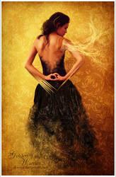 Golden Warrior by D-e-v-i