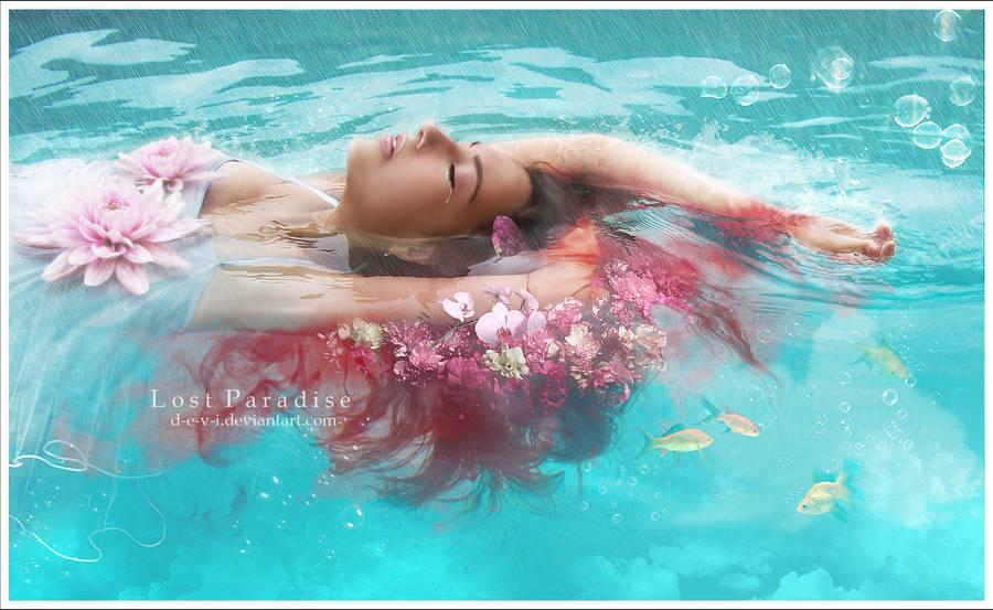 Lost Paradise by D-e-v-i
