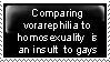 Vore and homosexuality by jas09