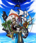 Pirates! by Wuselig