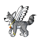Pixel Luna 2nd try XD by LunaWolf43