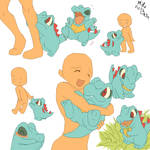 Base - Trainers and Totodile