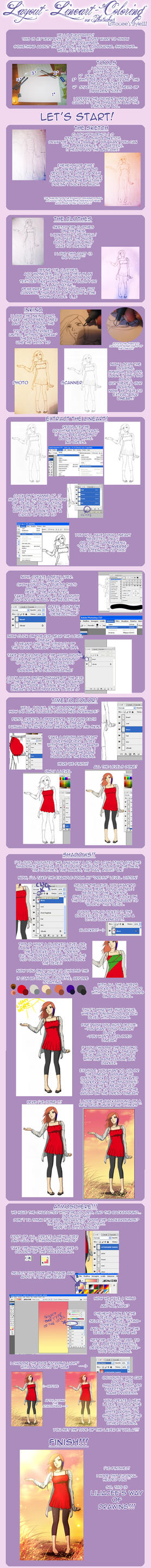 .:Lili's Photoshop TUTORIAL:. by liliacee