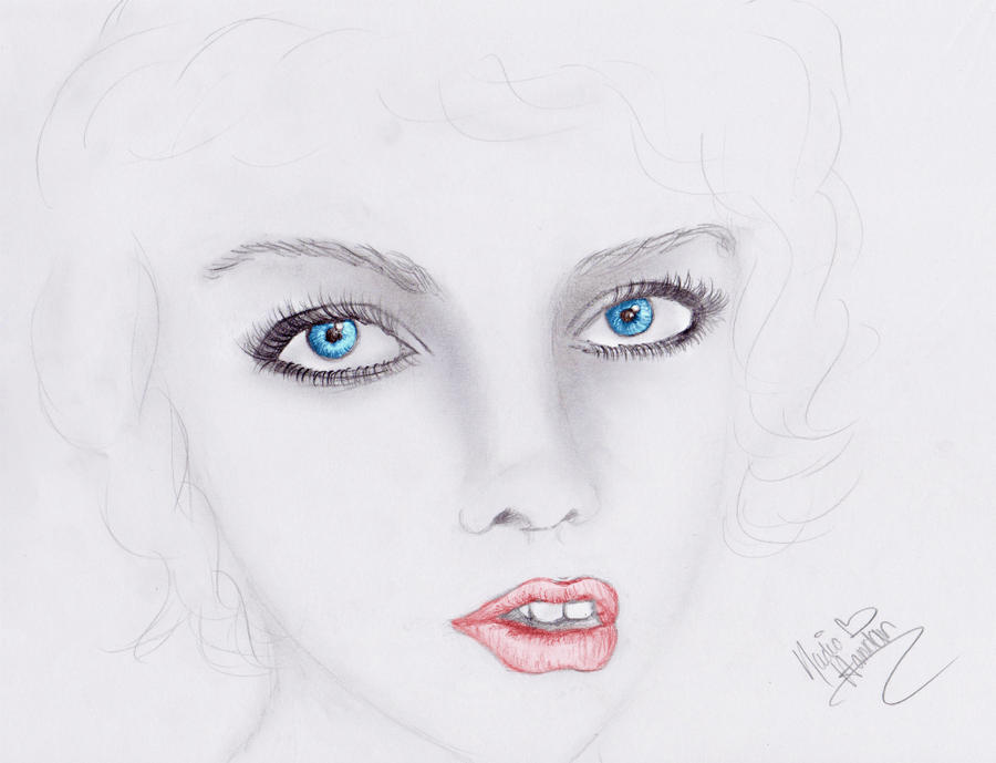 Crystal Blue Eyes by sweetstop7 on deviantART: sweetstop7.deviantart.com/art/crystal-blue-eyes-296062311
