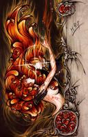Blaze My Fire by HechiceraRip