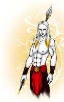 Prince Nuada by HechiceraRip