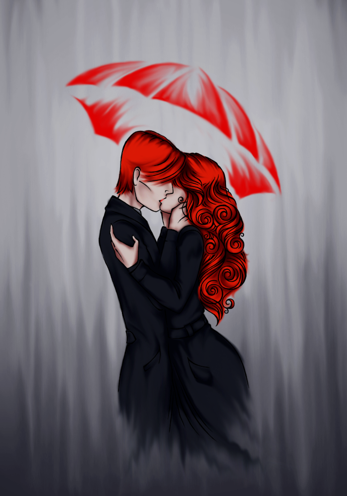Umbrella by HechiceraRip