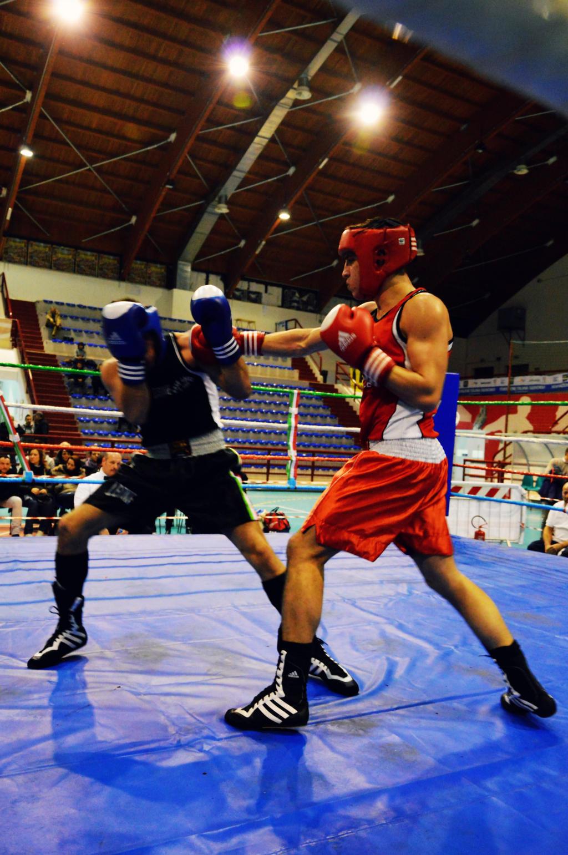 Boxeur #22 by SamuelIngrosso