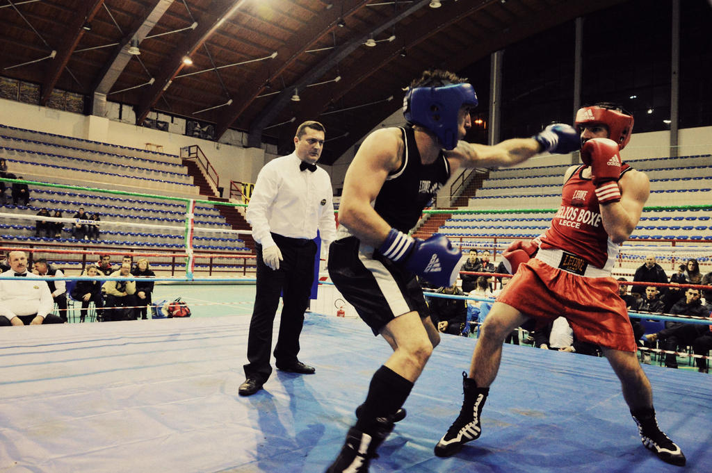 Boxeur #24 by SamuelIngrosso