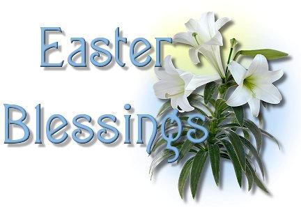 Happy Easter my dear friends!