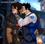 .: McHanzo: You're my mission :.