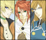 Tales of the Abyss - MALES