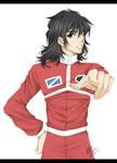 Voltron - Commander Keith