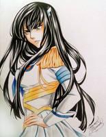 Satsuki Kiryuin by LightSilverstar