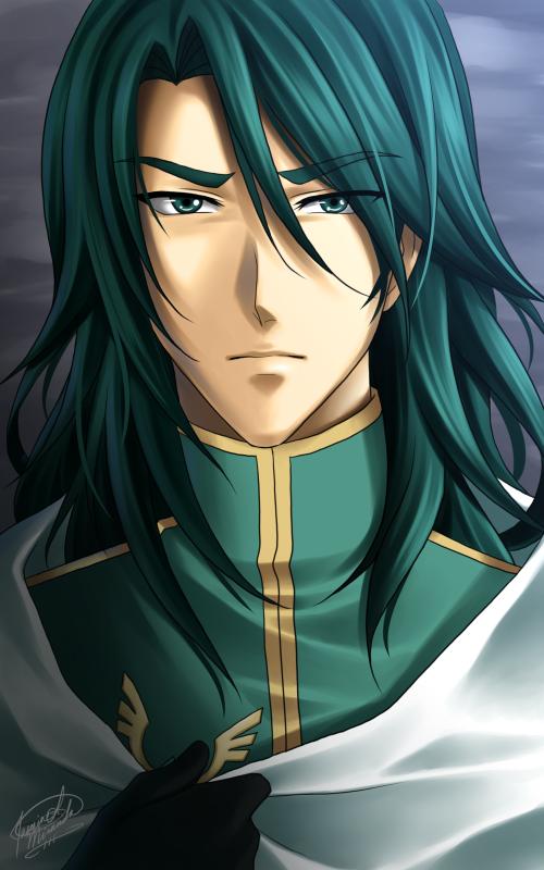 King Lexon Portrait by LightSilverstar