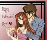 SetoxShizuka - Valentine by LightSilverstar