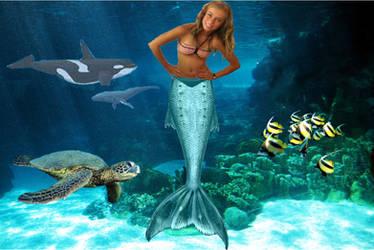 Valeriya Mermaid