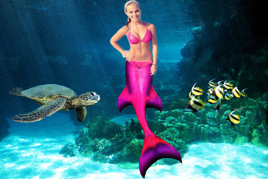 Valeria Friend Mermaid