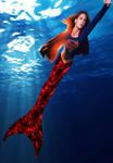 Supergirl Mermaid 1
