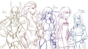 Some r63 humanized