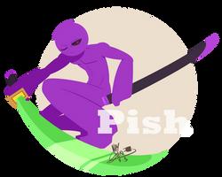 Pish by MayCyan