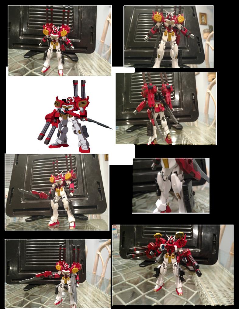 Gunpla Custom// Gundam Heavyarms Full Assault by convoy00