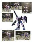 Gunpla Custom// Sonic Gundam