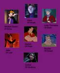 The Disney Sinners