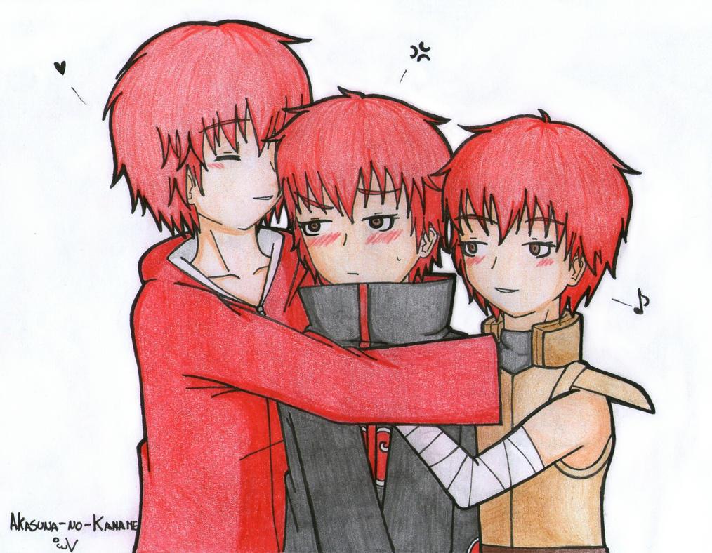 Hug...!! by Akasuna-no-Kaname