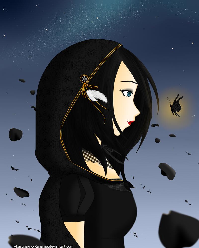 The Princess of Black Roses by Akasuna-no-Kaname