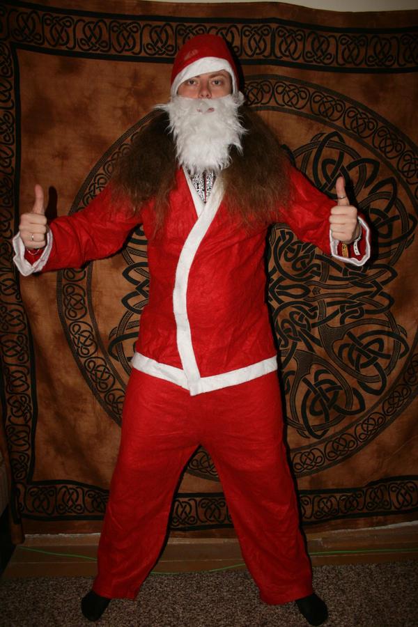 Santa 4 by Khalidia